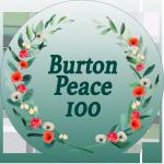 Burton Peace 100 - logo image